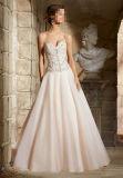 2016 Beaded Body Lace Bridal Wedding Dresses Wd5373