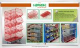 Wire Mesh Promotion Stacking Basket for Big Sale