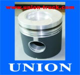 65.06501-0235 Excavcator Engine Parts Deawoo De08tis D1146t Piston Kit