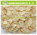 Organic Garlic Flake to Europe Market with Coi