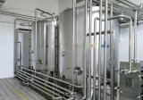 Full Automatic Complete Project Milk Processing Plant