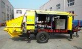 New Type Diesel Motor Hydraulic Concrete Pump