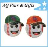 Baseball Trading Lapel Pin Badge for Name Badge ((badge-019)
