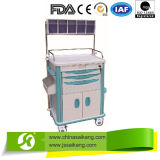 Detachable Multi-Purpose Treatment Cart for Improved Safety