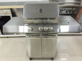 Outdoor Full Stainless Steel Gas BBQ Grills for Sale