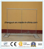 8FT X12FT Chain Wire Temp Fence Panel