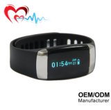 Bluetooth Smart Watch Activity Tracker Bracelet with Heart Rate Monitor