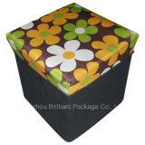 Square Household Non-Woven Fabric Storage Box (CBP-58)