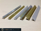 Aluminum T Shape Transition Tile Trim in Two Sizes
