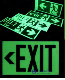 Luminescent Signs / Glow in The Dark Sign