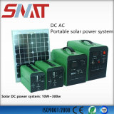 Portable Solar Power System with Battery Built-in for Home Use