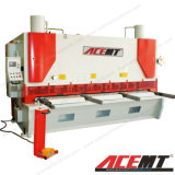 CNC Hydraulic Guillotine Shearing Machine (8X3200mm)