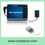 Mini Portable DVR with 2.5 Inch LCD TFT Screen, Motion Detection Pocket DVR