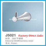 Wholesales Factory Direct Sales Bathroom Clothes Hook (J5021e0