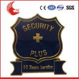 Promotional Customized Zinc Alloy Metal Security Badge