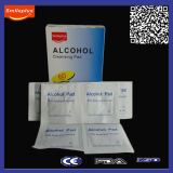 70% Isopropyl Alcohol Cleansing Pad for Injection Sterilize