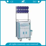 At001A2 Medial Equipment Hospital Anesthesia Trolley with Good Price