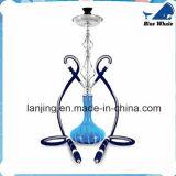 New Design OEM Shisha Hookah Portable Colorful Royal Glass Shisha