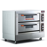 2-Deck 4-Tray High Quality Bakery Equipment Common Electric Oven