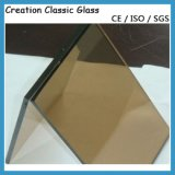 Dark/Euro Bronze Float Glass Sheet with Ce & ISO & SGS Certificate