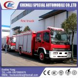 Isuzu 4*2 Foam Fire Fighting Truck for Sale