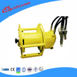 0.5ton 1200lbs Small Light Weight Remote Control Offshore Gear Motor Pneumatic Air Winch
