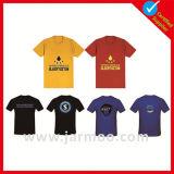 100% Cotton Short Sleeve Silkscreen Print T Shirt