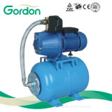 Auto Electric Self-Priming Jet Water Pump with Pressure Gauge