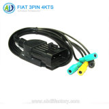3pin to 4 Kts-Clip OBD Connector for FIAT Dignostic Tool