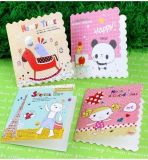 Hand Made 3D Pop-up Greeting Card/ 3D Post Card/ Pop up Birthday Card