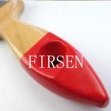 Bristle Brush with Wood Handle