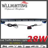 """31.5"""" Traffic Advisor Emergency Warning Vehicle Strobe Light Bar Kit"""