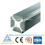 Factory Fast Customized 6000 Series Aluminum Profile Heat Sink