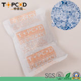 White Silica Gel Bead Desiccant with Topcod or Neutral Printing