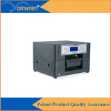 A4 DTG Printer for Black T-Shirt Printing with White Ink