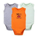 Wholesale Baby Boys Infant Sleeveless Romper (A771)