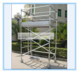 Safe Ce Certified Scaffolding Access Tower for Decoration