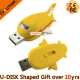 Unique Design Logo Airplane USB Pendrive as Flight Gifts (YT-1125)