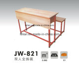Wood Student Chair and Desk (LL-STD001)