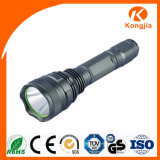 Wholesale Aluminum Waterproof Rechargeale 10W Ultra Bright Tactical LED Flashlight