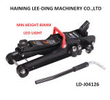 3Ton Low-Profile Double Pump Quick Lift Floor Jack