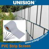 Unisign Good Price and Quality PVC Coated Awning Tarpaulin 35m PVC Strip Fence