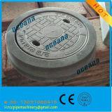 Size 400*60cm Surface Pattern Design Manhole Cover Plastic