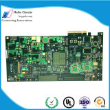 10 Layer Medium Tg Gold Finger PCB Board for Industrial Control