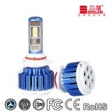 Pass Ce Emark RoHS DOT ISO9001 High Quality 35W T3 9005 LED Car Lamp