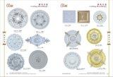 PU (polyurethane) Foam Material PU Medallion Fro Decoration