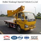 12m Isuzu 360 Hydraulic Rotation Aerial Platform Truck