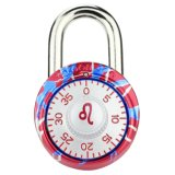 Leo Combination Padlock for Students