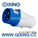 IP44 Best Price 16A 3p Blue Industrial Male Plug