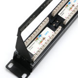 CAT6 UTP/FTP Patch Panel in 200 Ports
